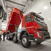 Volvo Semi-Truck