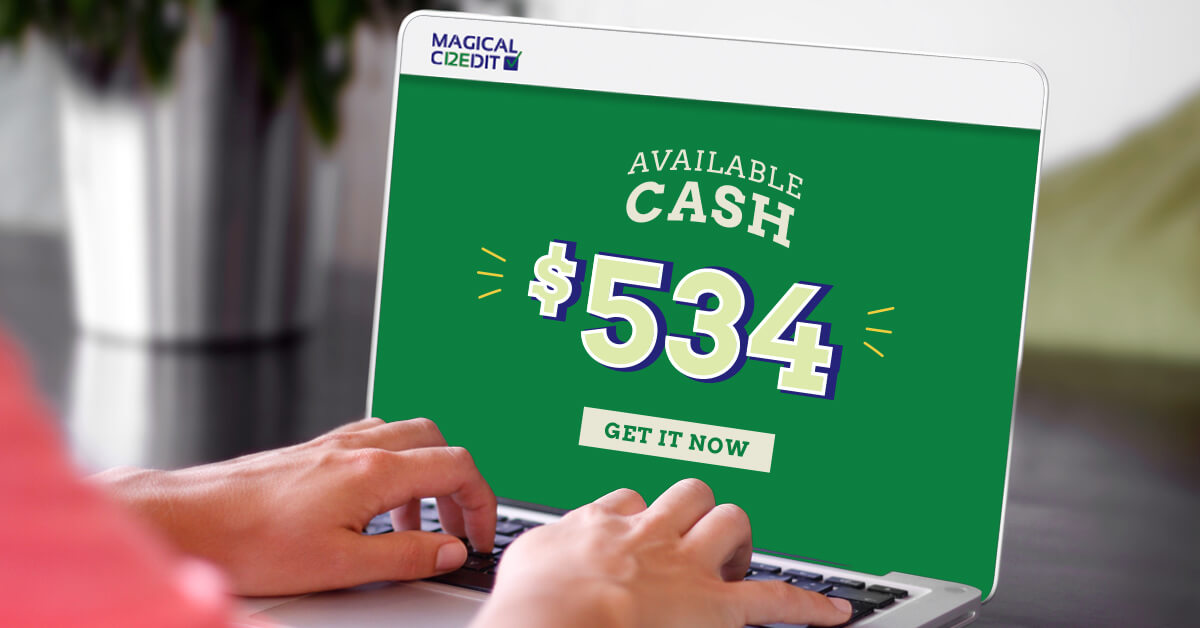 Magical Credit Short Term Loan