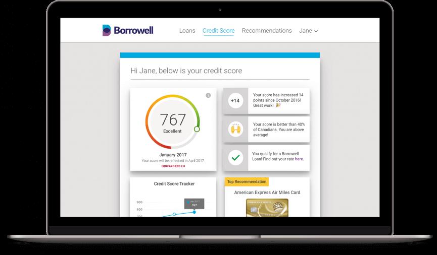 Borrowell - Smarter Loans
